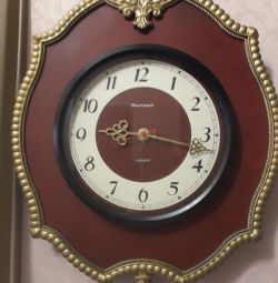 Clock Amber of the USSR
