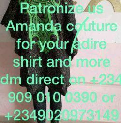 Сорочка і одяг Адіре