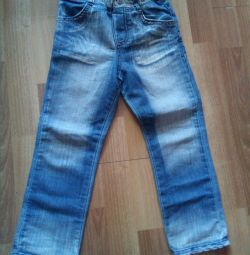 Jeans summer growth 110