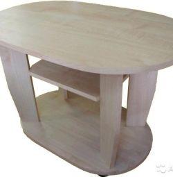 New Coffee table 502 Oak milk