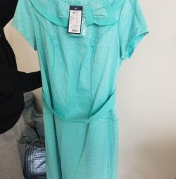 Dress new Turquoise