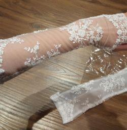 mănuși de nuntă