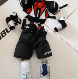 Форма хоккейная (защита)