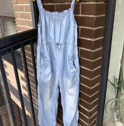 Overalls for girls