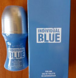 Σετ για άνδρες μεμονωμένα προϊόντα Blue 2