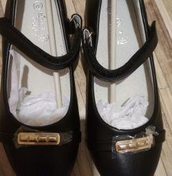 Pantofi fată 34