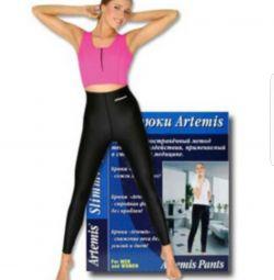 Slimming pantaloni Artemis