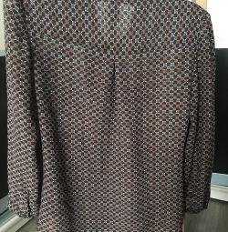 Şifon bluz