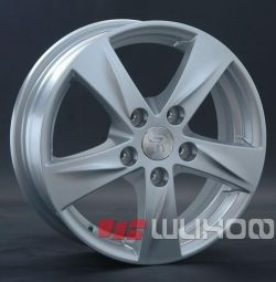 Τροχοί Replay Nissan (NS100) 6.5x16 PCD 5x114.3 ET 50 DIA 66.1 S