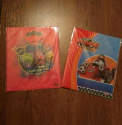 Covers for diary and notebooks