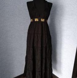 Long dress 44-46.