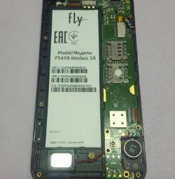 Fly FS459 Nimbus 16 (Parsing)