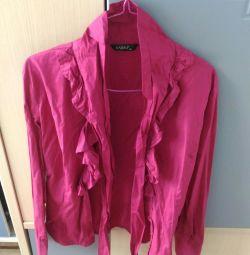Camasi alb si roz2 bucati diferite de culori