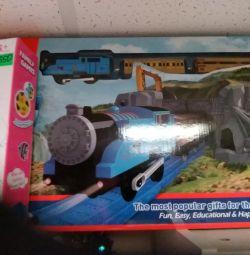 Νέος σιδηρόδρομος