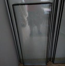 Μονόχωρο γυαλί για παράθυρα από PVC.