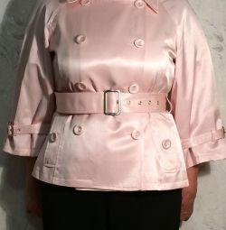 Куртка c подкладкой (новая) р. М Италия