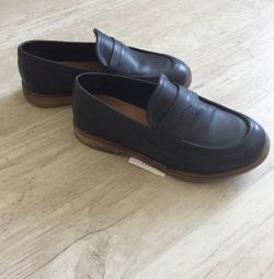 Children's shoes Zara leather