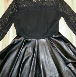 Dress (leather)