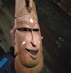 Handmade wall mask GOA (India)