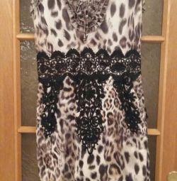 Φόρεμα της Λασαγκράδα Γκίζα