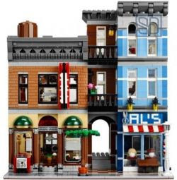 Tasarımcı LEGO 10246 Dedektiflik Bürosu