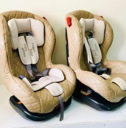 Car seats in stock