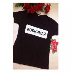 Tricou negru nou
