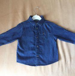 Kiabi Denim Shirt
