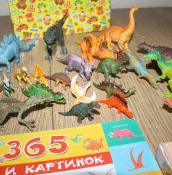 іграшки динозаври