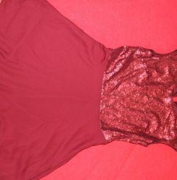 Noul rochie KIABI cu paiete