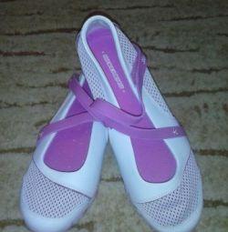 Skechers ayakkabılar, bale ayakkabıları spor ayakkabı yeni 36 r