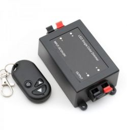 Comutator SWG de la distanță (dimmer) pentru banda 8A