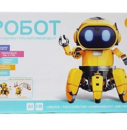 Robot Tobby new constructor