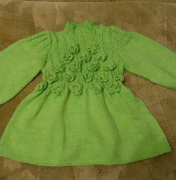 Rochie din tricot
