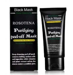 Mask black for cleaning pores