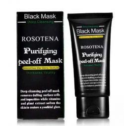 Μάσκα μαύρο για καθαρισμό πόρων