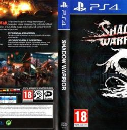 Shadow Warrior (рус) для PS4