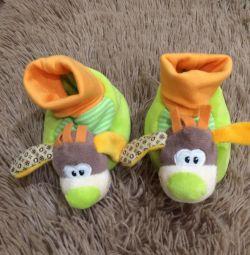 Socks-slippers