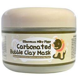 Elizavecca, Milky Piggy Bubble Clay Mask