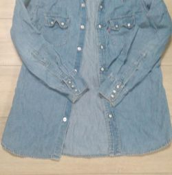 Denim shirt!!!!