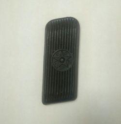Placă de acoperire pentru mânerul TT