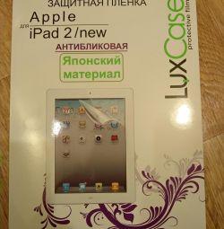 Luxcase προστατευτική μεμβράνη για Apple iPad 2/3/4