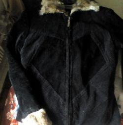 Куртка натуральна, обмін!