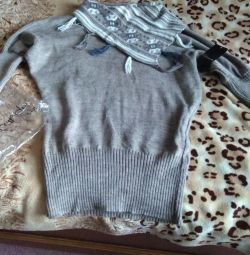 Sweater New Extra Long