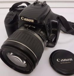 Canon EOS 400D 18-55 Kit Mirror Camera