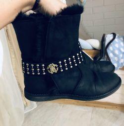 Ugg μπότες Roberto Cavalli