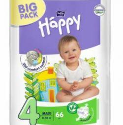 Bella baby Happy 4, 5 scutece