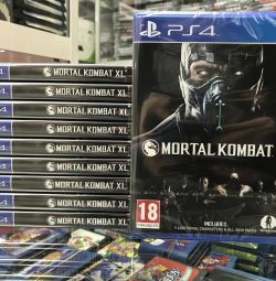 Mortal Kombat XL для PlayStation 4