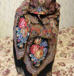 Pavlovo-Posad shawl.