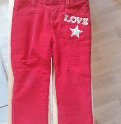 джинси утеплені